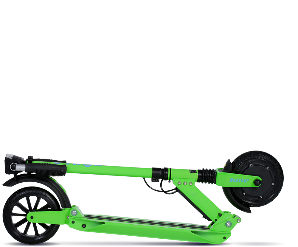 e-twow booster green
